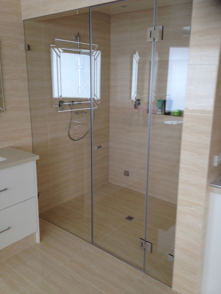 Steam Shower Wantirna Built by SaunaHQ