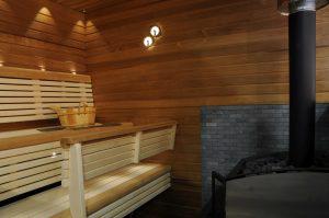 Custom Sauna 1
