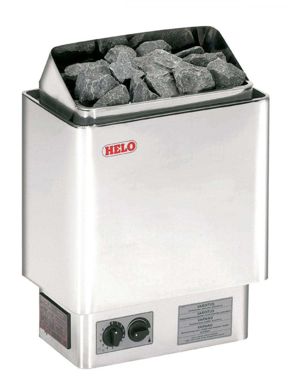 Helo Cup 60 6kW Sauna Heater